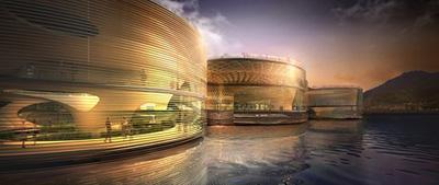 Wavescape Pavilion