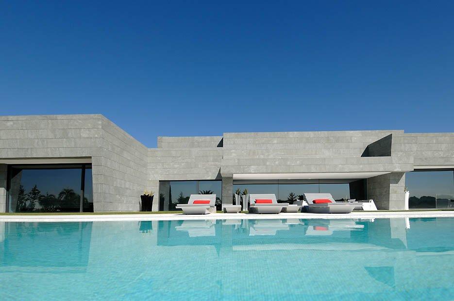 Cool Nights House With Casas De Joaquin Torres.