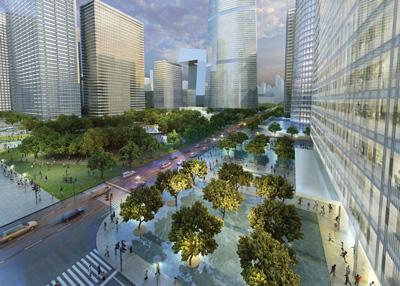 Beijing Core Area Plan