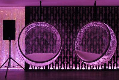 Bubble Chairs Rousseau
