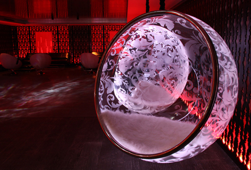 Bubbly Design Co: Cool Bubble Chairs By Rousseau