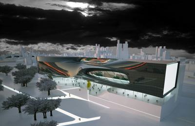 Taipei Museum Volkan Alkanoglu