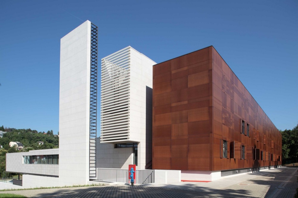 Croatian Bishop Conference Building By Faculty Of Architecture In Zagreb