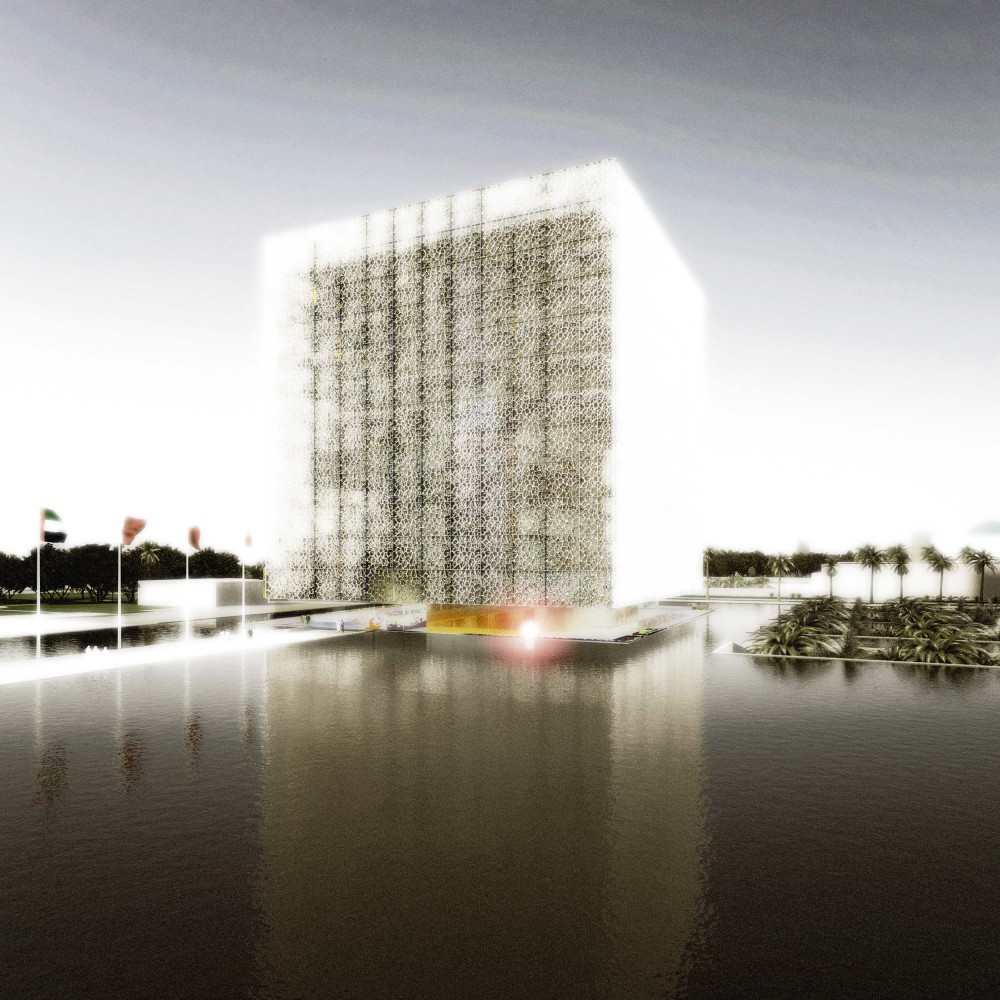 Emirates Federal National Council By Paul Stallan Studio
