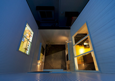 Hansha Reflection House