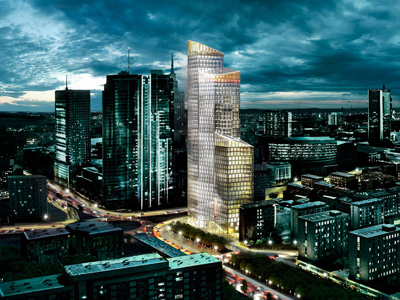 Office Tower Warsaw