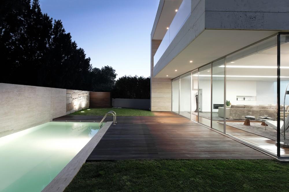 Open Block By Arqx Arquitectos