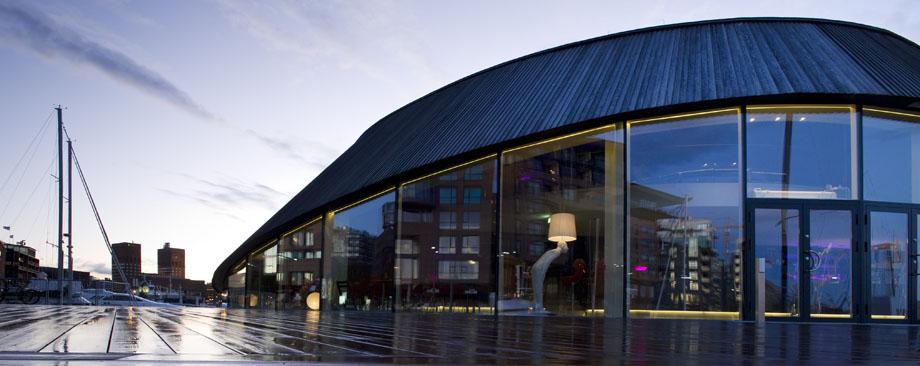 Restaurant Onda By Alliance Arkitekter Amp Mapt