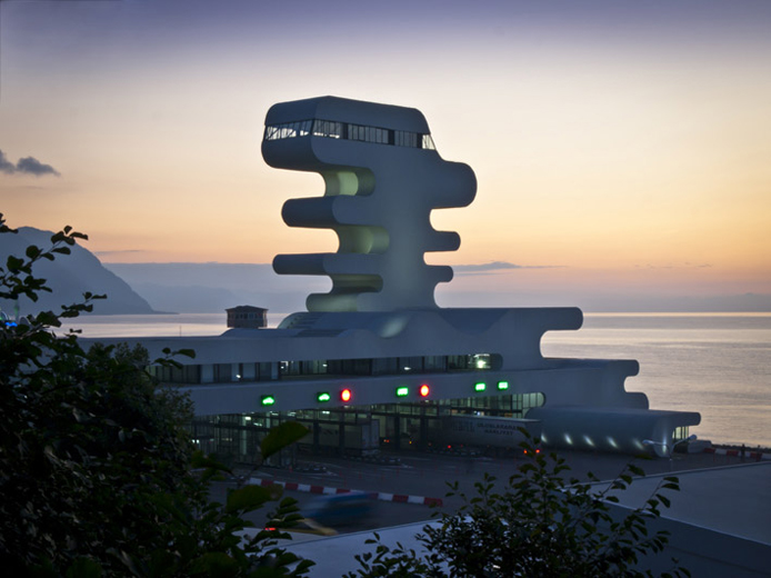 Sarpi Border by Jürgen Mayer H. Architects