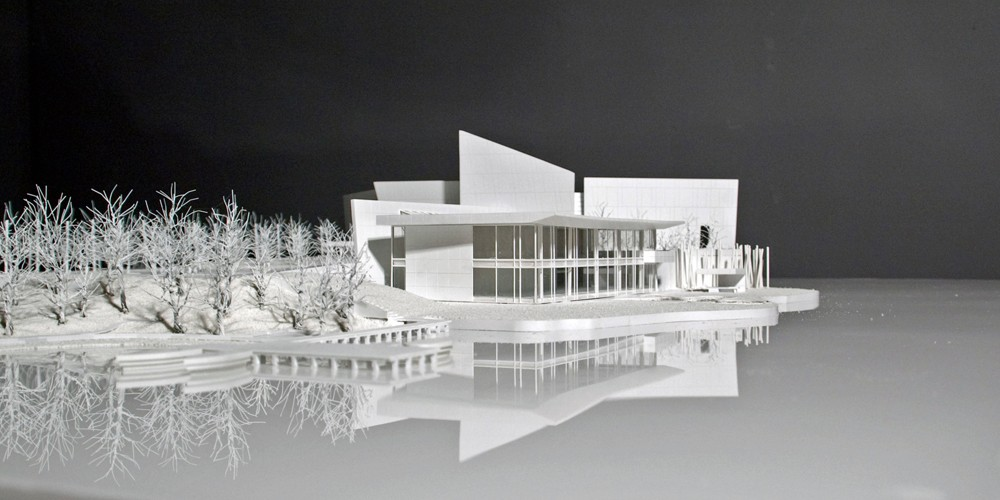 Shenzhen Clubhouse By Richard Meier Architects