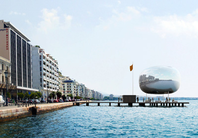 Thessaloniki Piers