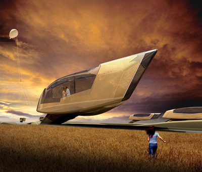 Tornado House