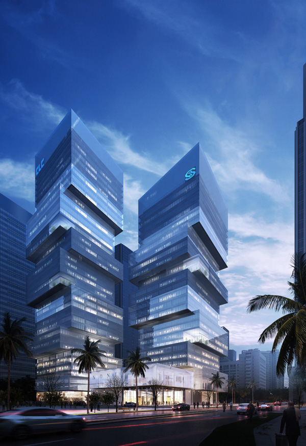 Two Tower By Saraiva Amp Associados Arquitectura Urbanismo