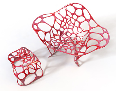 Batoidea Chair Peter Donders