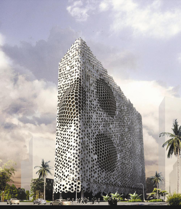 Mumbai School By Sanjay Puri Architects