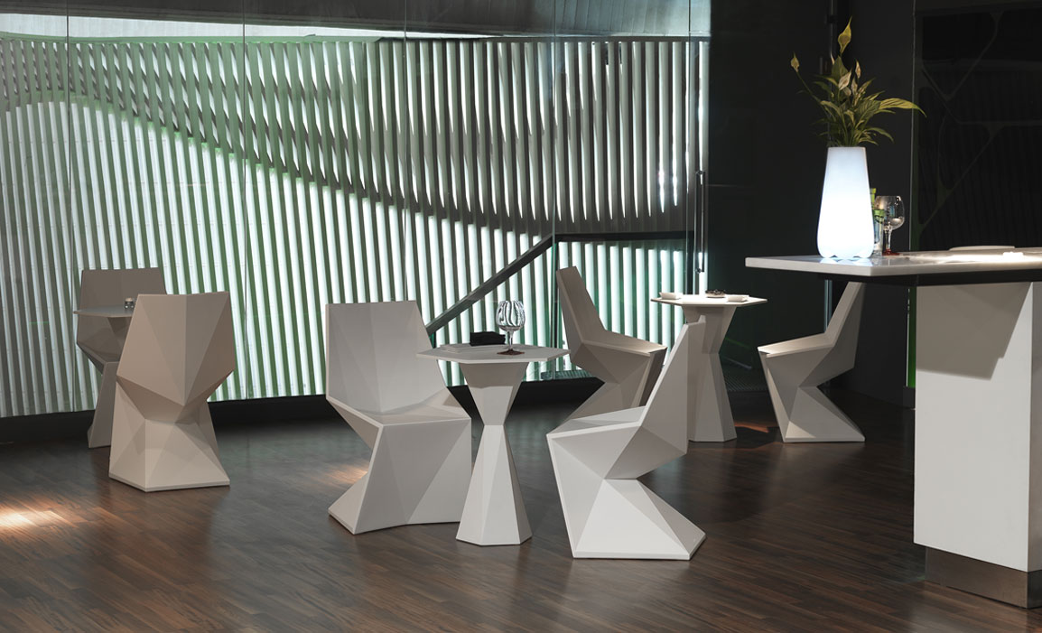 Vertex Furniture By Vondom