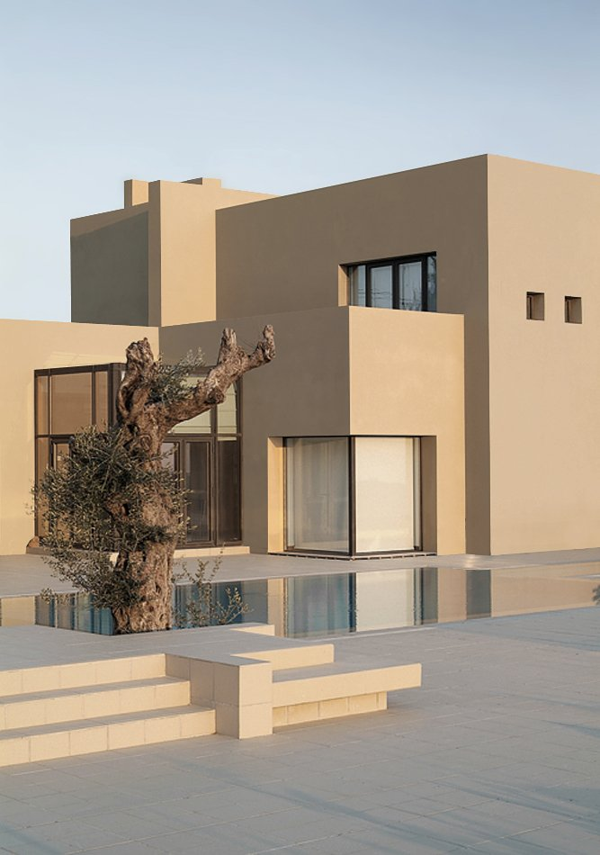 Abu Samra House By Symbiosis Designs