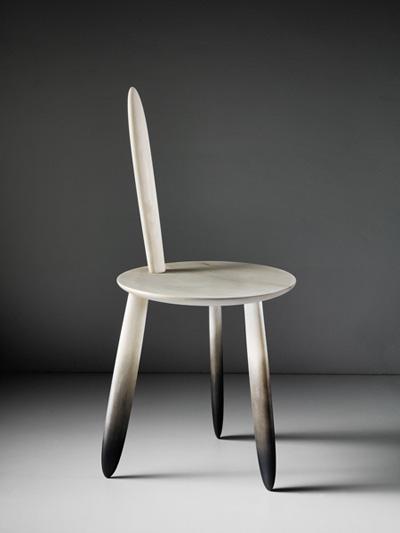 3dwn 1up Chair by Aldo Bakker