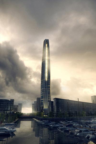 Suzhou Center SOM