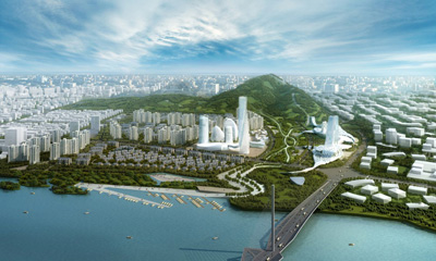 Jilin CBD Master Planning