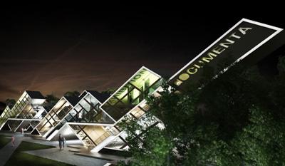 Modular Pavilion Prechteck