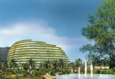 ParcelD Oppenheim Architecture