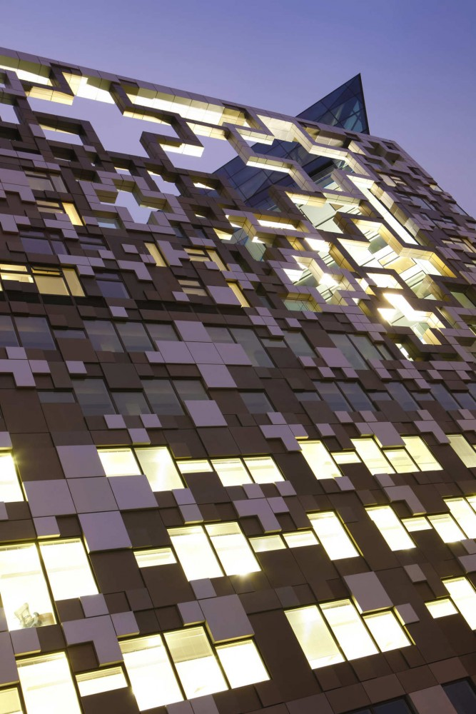 The Cube By Make Architects