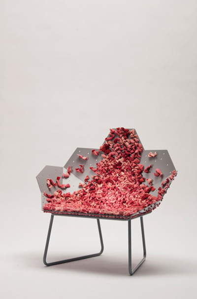 Blush Chair Sofie Brünner