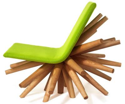 Burst Chair