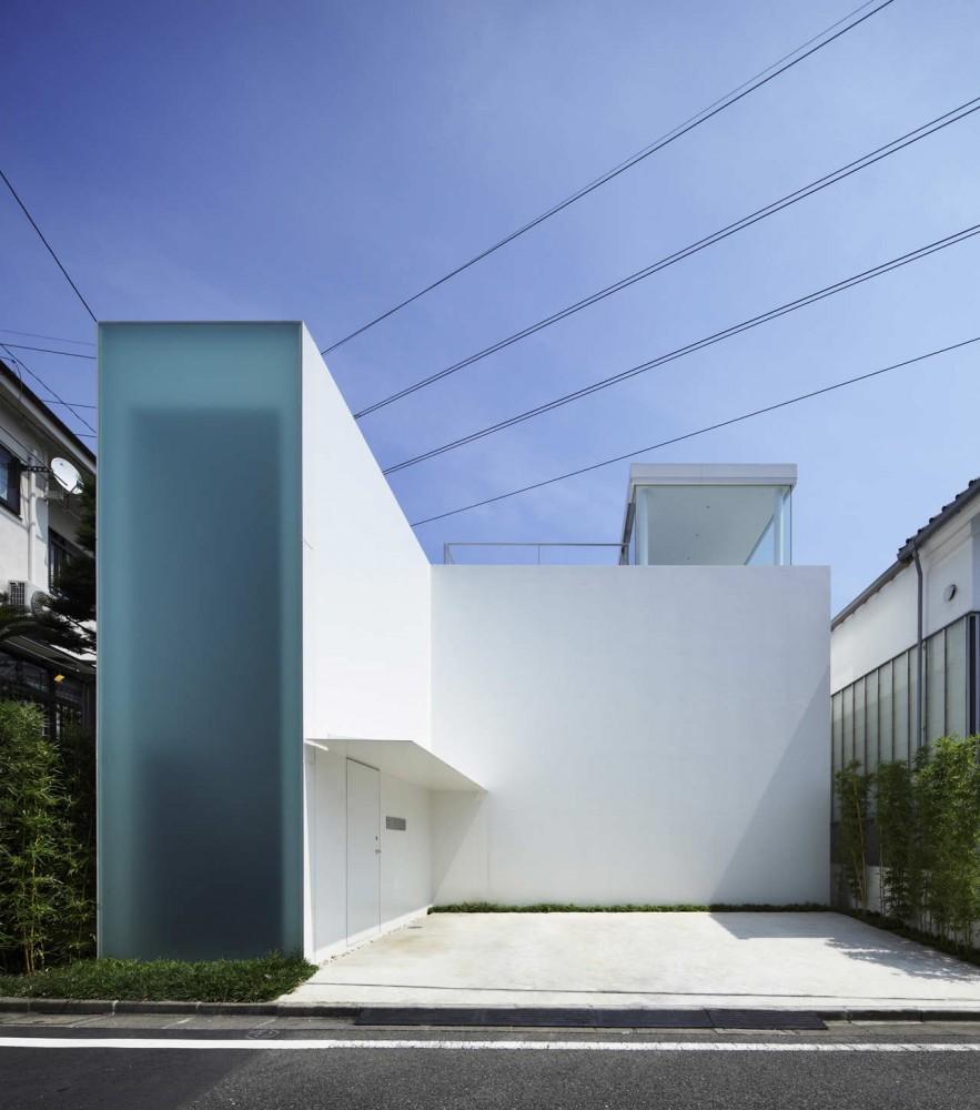 Cube Court House By Shinichi Ogawa Amp Associates