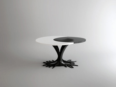 Egg Table WAMHOUSE