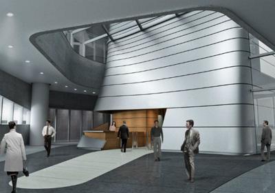 Lucasfilm Headquarters Aedas