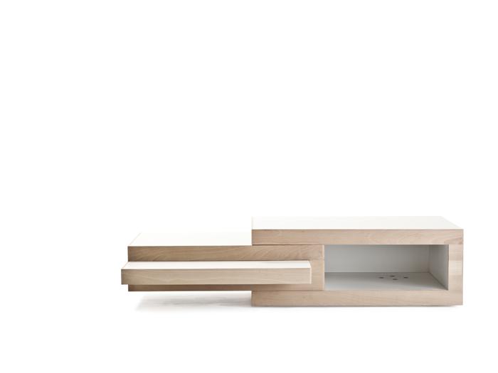 REK Coffee Table by Reinier de Jong -> Table Basse Modulable