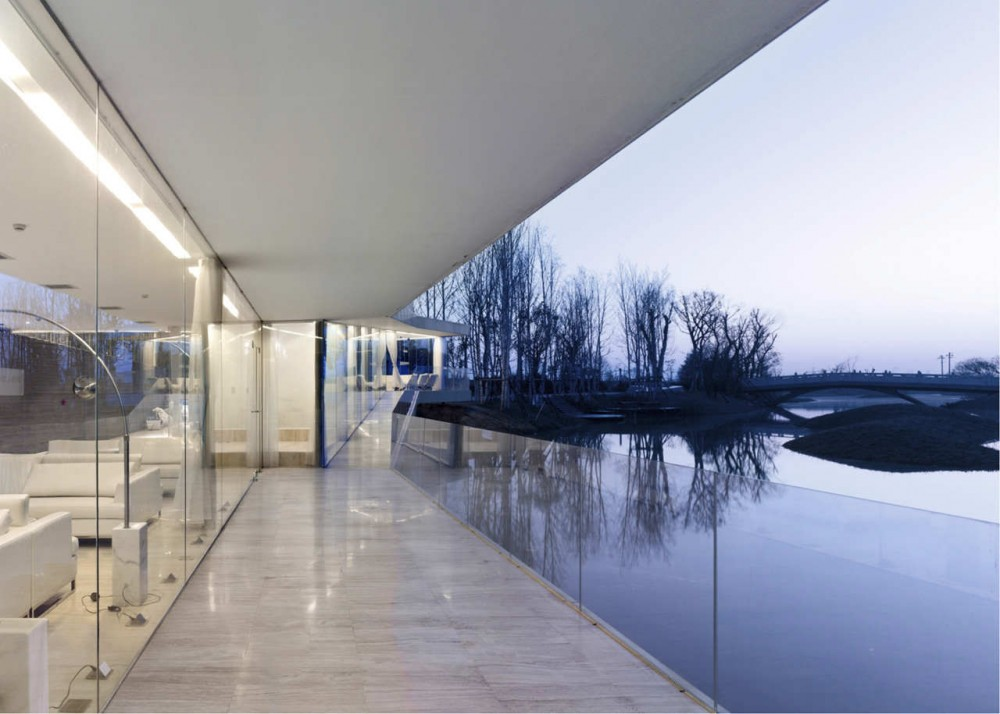 Riverside Clubhouse By Tao