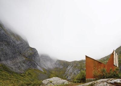 Roadside Reststop Akkarvikodden