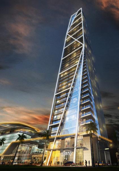 Trump Tower Manila By Century City Development Corporation