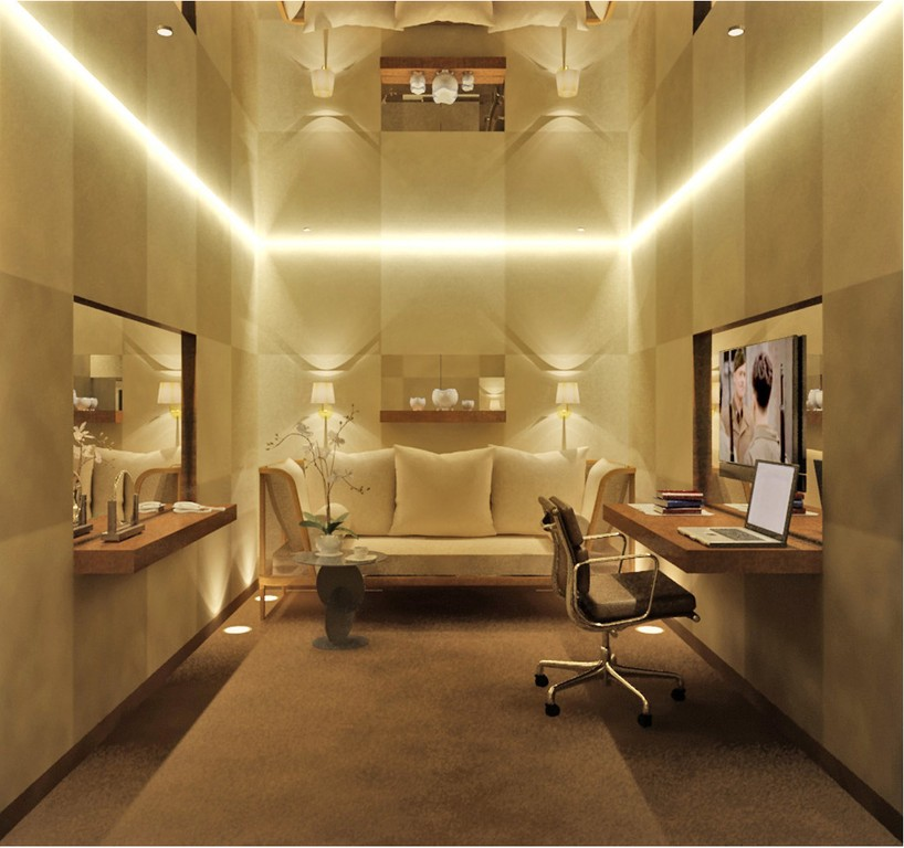 Turkish Airlines CIP Lounge By Autoban