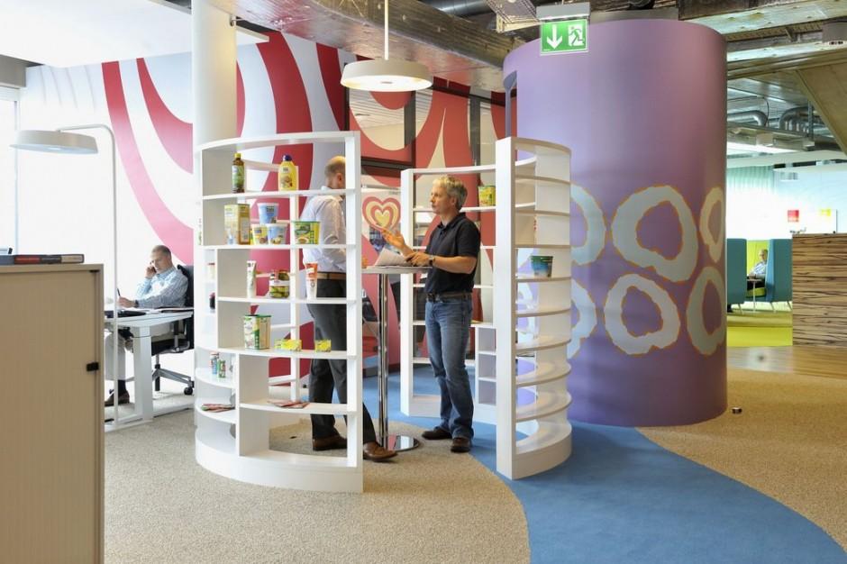 Unilever Office By Camenzind Evolution