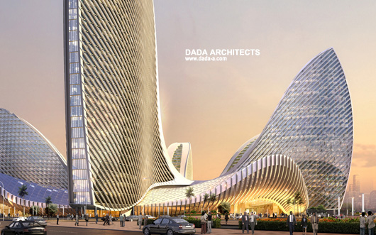 Angola Hotel By DADA Architecture