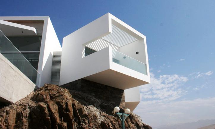Casa Playa Las Lomas I 05 By V Rtice Arquitectos