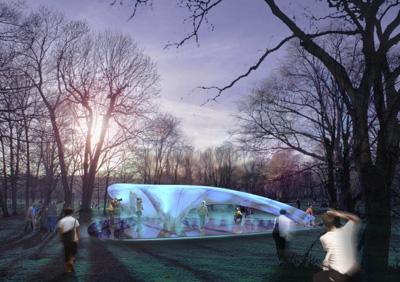 Epiphyte Travelling Pavilion