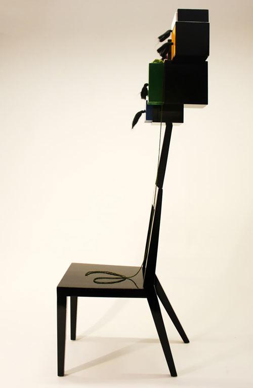 Grandma Chair By Bora Cakilkaya