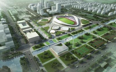 antong Sports Center