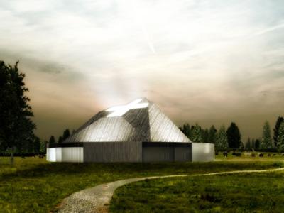 New Våler Church