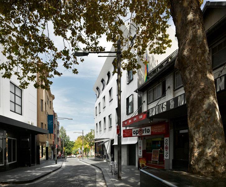 Roslyn Street Restaurante By Durbach Block Jaggers