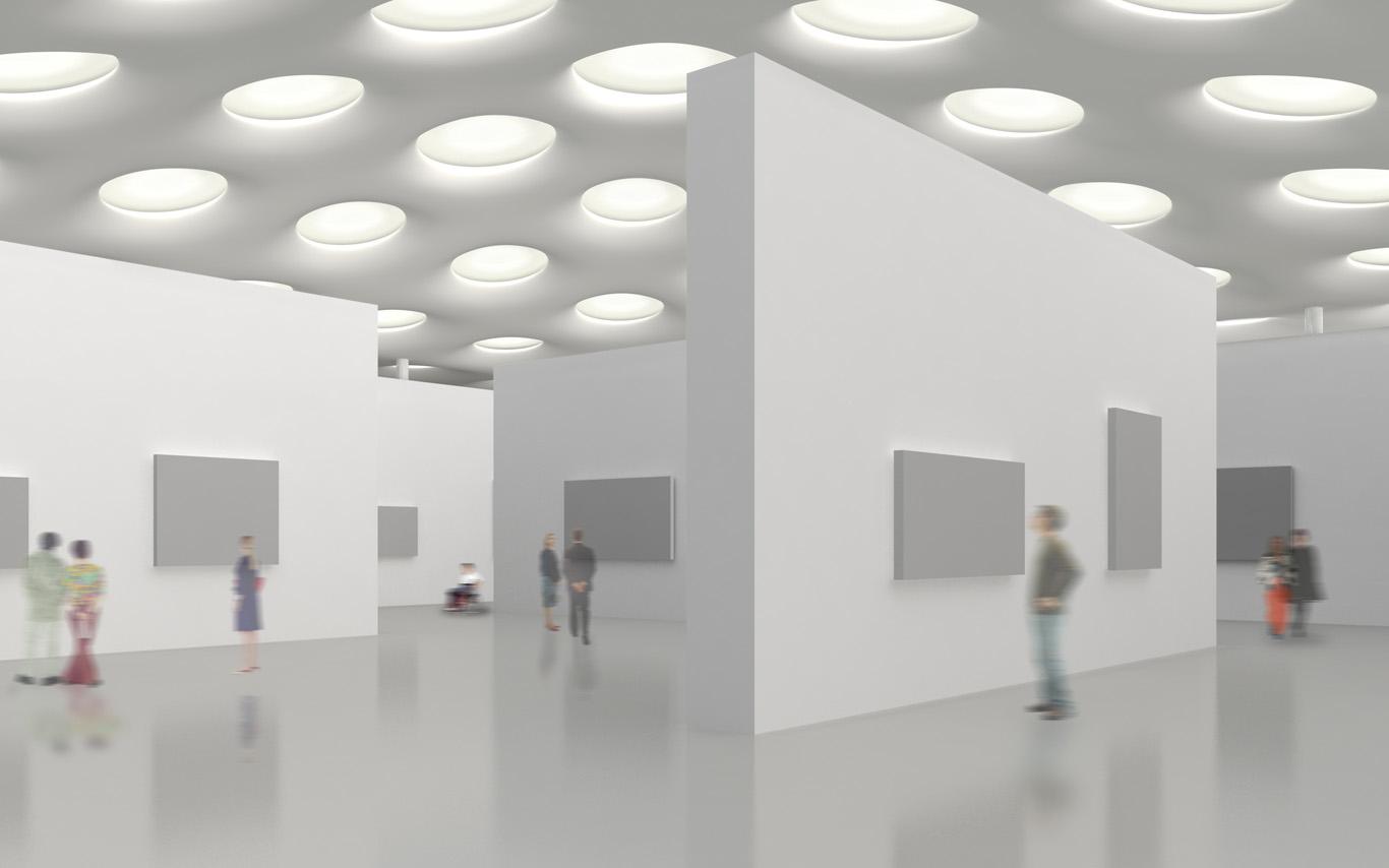 St del museum s contemporary wing by schneider schumacher for Design museum frankfurt