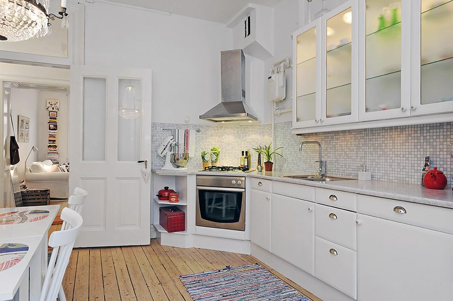 Versatile apartment by alvhem