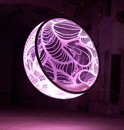Cool Bubble Chairs by Rousseau