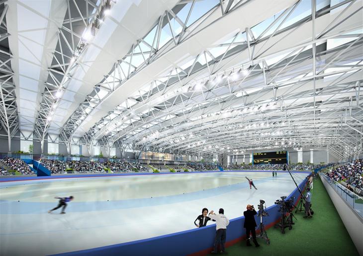 Kangneung Skating Arena