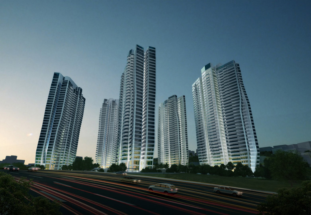 D Leedon Singapore By Zaha Hadid Architects